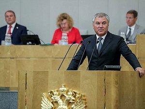Вячеслав Володин попытался убедить ПАСЕ пересмотреть стратегию работы