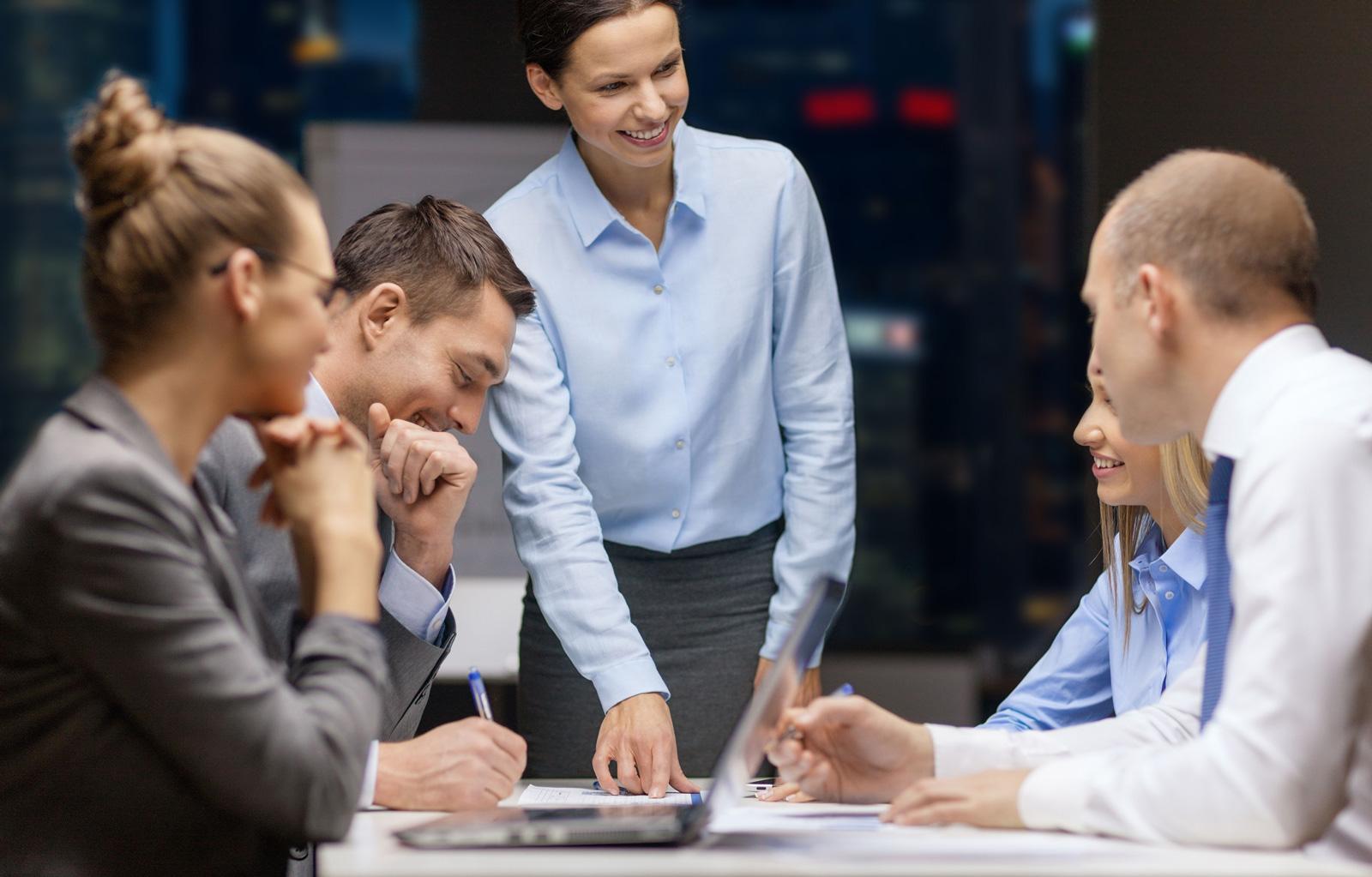 Корпоративные курсы английского языка для сотрудников организаций