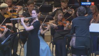 В Москве прошел гала-концерт Всероссийского юношеского симфонического оркестра
