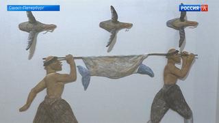 Выставка в Кунсткамере рассказывает об искусстве древних эскимосов