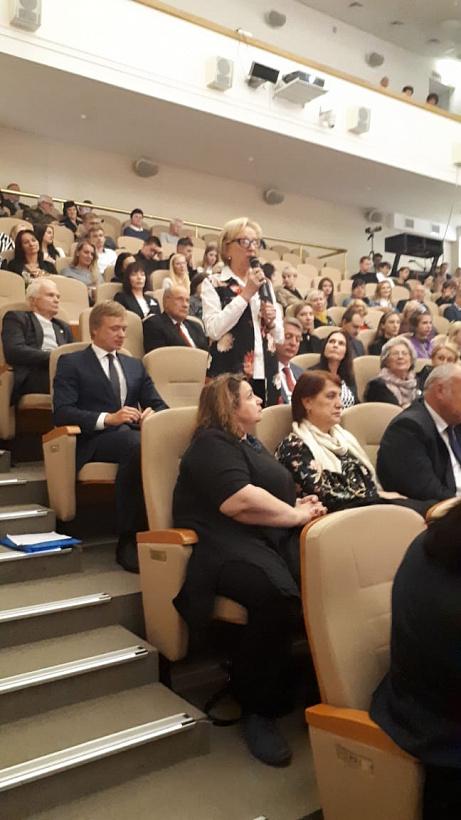 Дни духовной культуры России в Минске открылись выставками, дискуссиями и гала-концертом