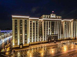 Государственная Дума проведет 2 октября внеочередное совещание Совета ГД