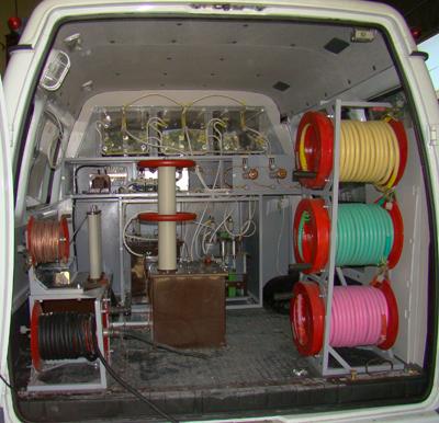 ЭТЛ-35К - электротехническая лаборатория