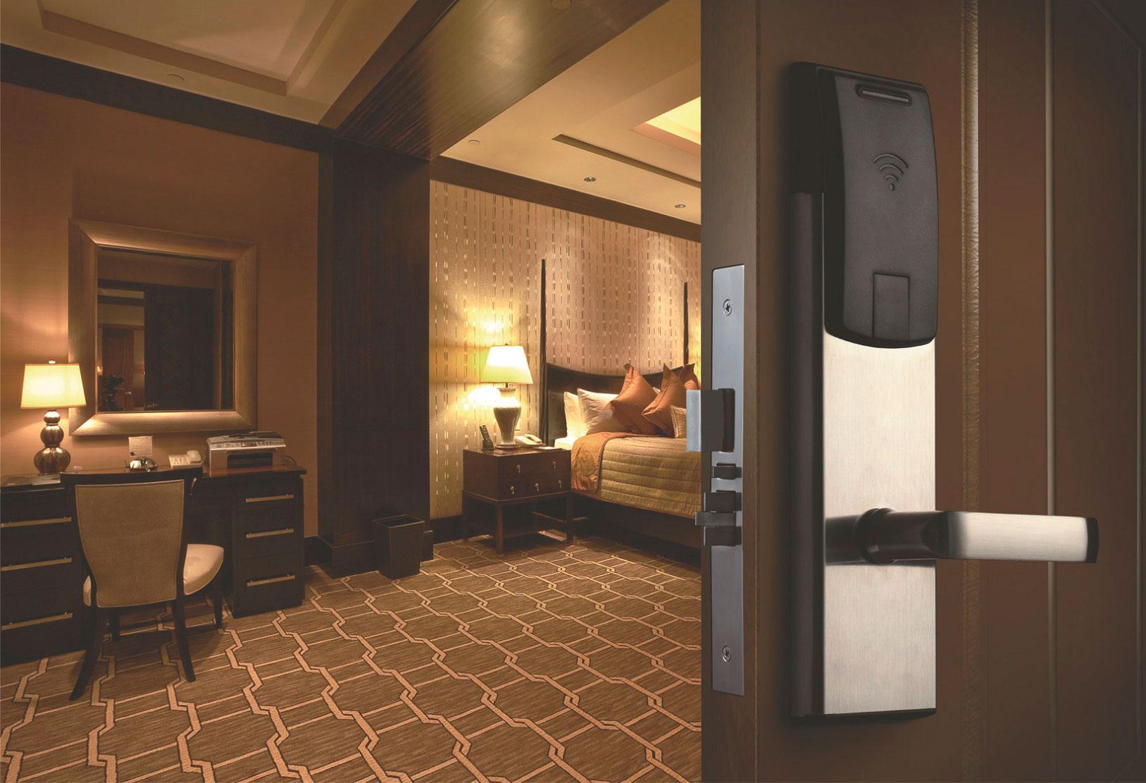 система контроля и управления доступом для гостиниц