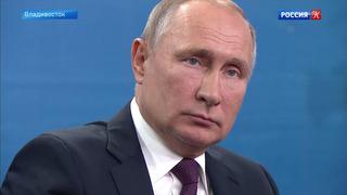 Владимир Путин обсудил развитие культурных проектов на Дальнем Востоке