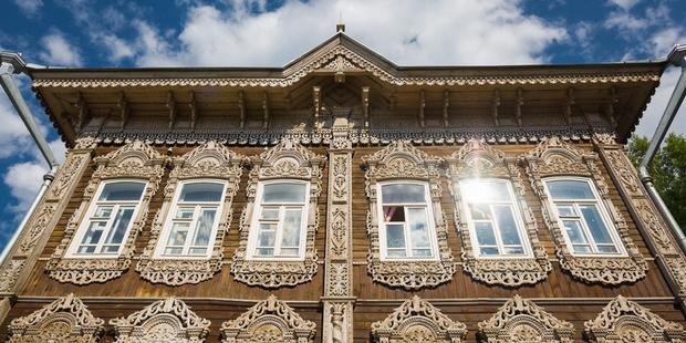 Томская область поделилась опытом по сохранению памятников деревянного зодчества на экспертном совет