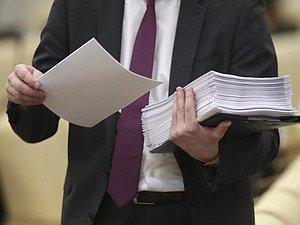 В ГД предполагают ввести ограничение на авторство проектов законов