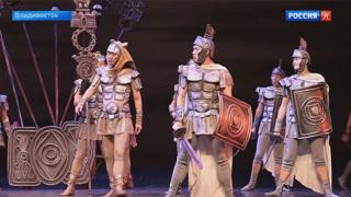 Во Владивостоке начинаются гастроли Ляонинской балетной труппы Китая