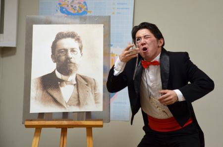 """Музей """" Мелихово """" отпразднует 160-летие со дня рождения Чехова конференцией, конкурсом чтецов и премь"""