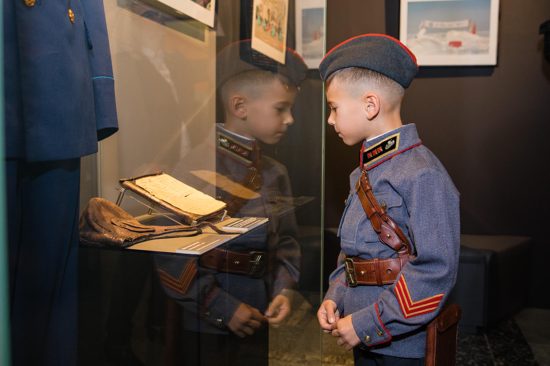 Экспозиция, посвященная блокаде санкт-петербурга, открывается в Музее Победы