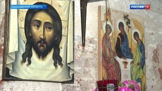 В селе Малахово Ярославской области возрождают храм Рождества Христова