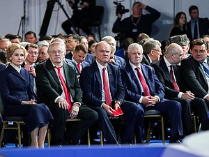 Лидеры фракций ГД: озвученные в Послании меры поддержки весьма ждут граждане