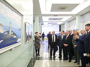 Открылась экспозиция, посвященная 200-летию открытия Антарктиды