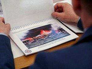 Наказание за несоблюдение указаний пожарной безопасности может усилиться