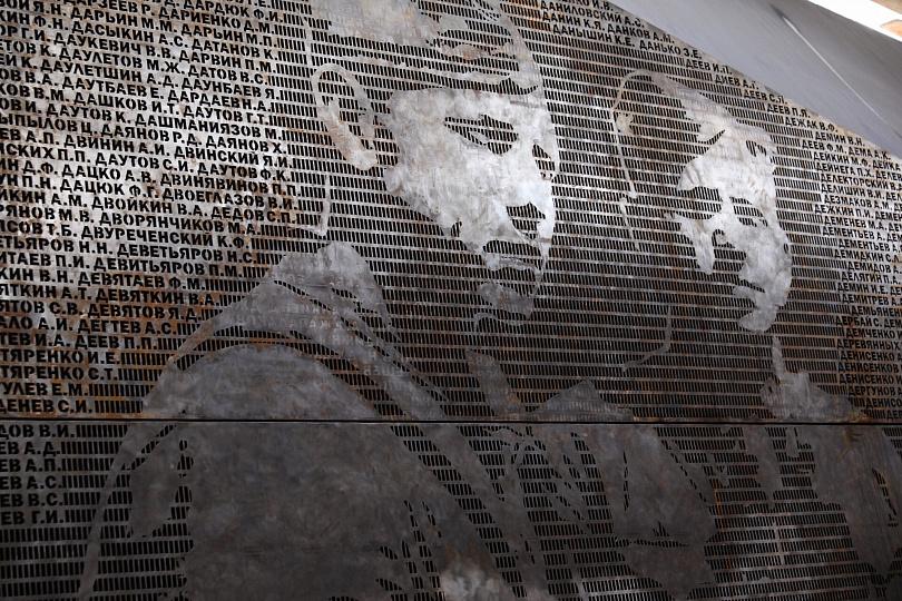 """Николай Овсиенко: """" возведение памятника Советскому солдату затронуло сердца многих людей """""""
