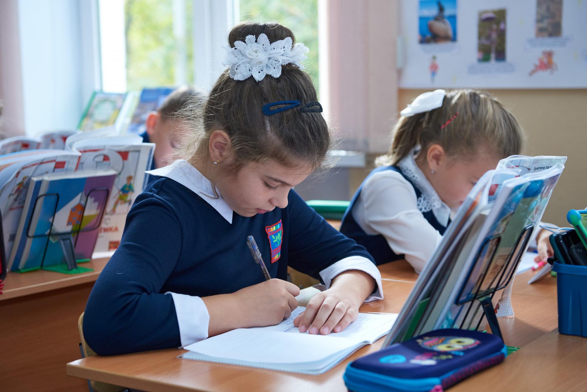 Школьники смогут претендовать на гранты в размере 125 тыс. Руб.