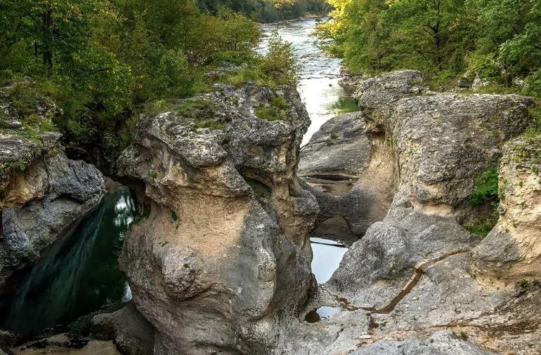 Отдых в Каменномостском