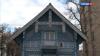 Одно из старейших деревянных зданий Москвы нуждается в реставрации