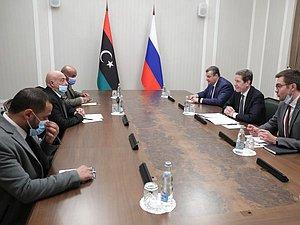 Агила Салех: Россия сыграет важную, осевую роль в постконфликтном восстановлении Ливии