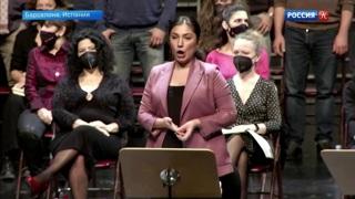 """Испанский театр """"Лисео"""" протестует против сокращения числа присутствующих в зале"""