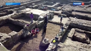 В Сербии обнаружили дом римского легионера