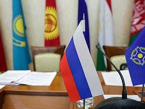 Вячеслав Володин согласовал с председателями парламентов стран ОДКБ подготовку проведения заседания Пар