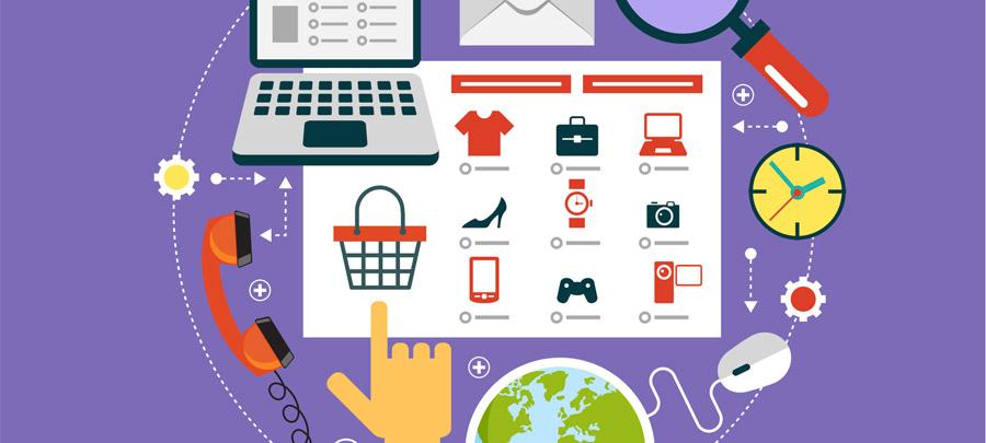 Создание базы данных для интернет-магазина elbuz.com