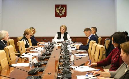 В Совете Федерации подвели итоги первого этапа реализации Основ государственной культурной политики