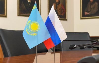 Ольга Любимова и Актоты Раимкулова обсудили вопросы культурно-гуманитарного сотрудничества РФ и Каза