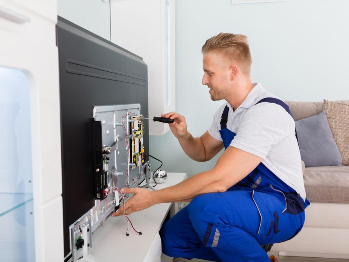 ремонт телевизоров москва
