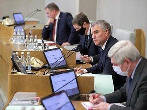 Вячеслав Володин: запрет на пропаганду употребления веселящего газа и его сбыт не по предназначению защи