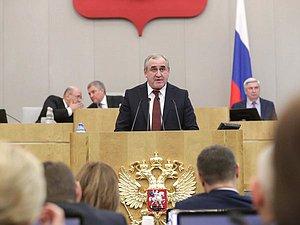 Сергей Неверов внес инициативу распространить льготную ипотечный кредит на семьи с первым дитем