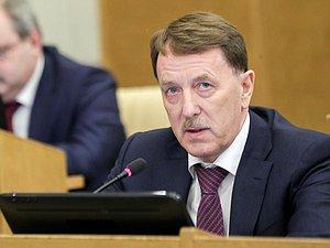 Специалисты пояснили назначение Алексея Гордеева заместителем главу ГД