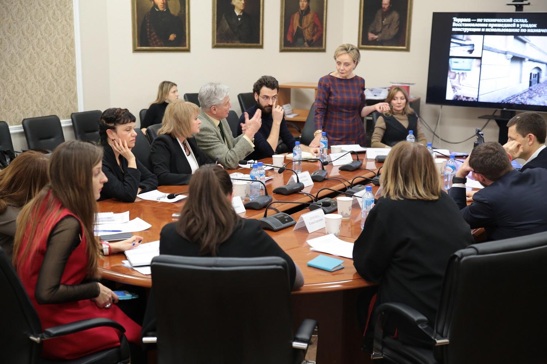 В Министерстве культуры РФ показали проект павильона России на Венецианской биеннале