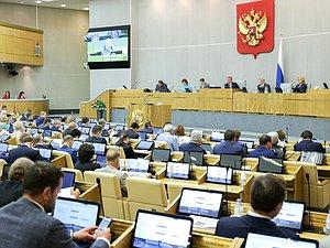 В Государственной Думе сделали предложение обсудить во время МПА СНГ разработку модельного закона о городах тру