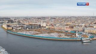 В Санкт-Петербурге построят арт-парк