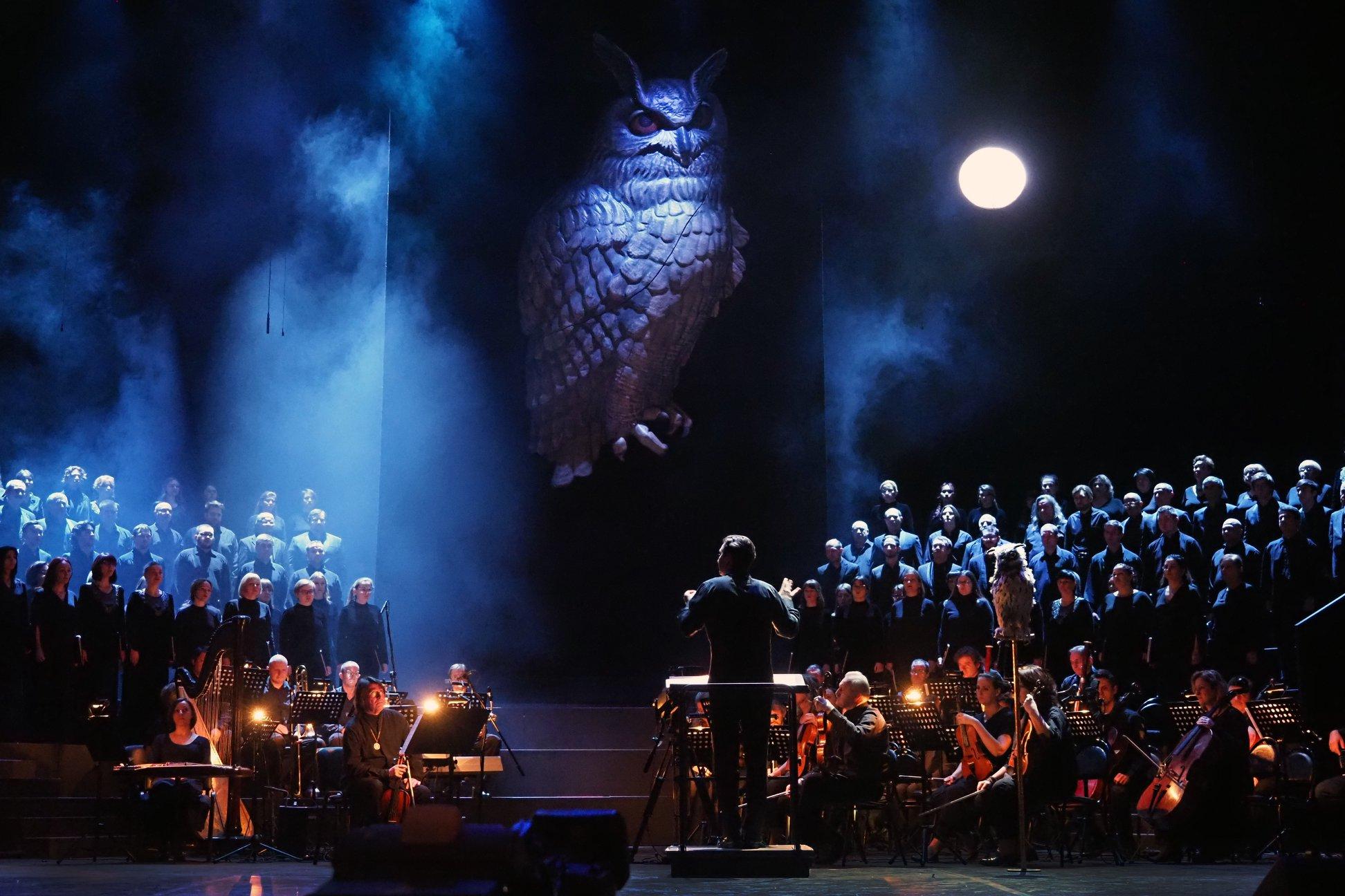 Более пятнадцать тыс. зрителей посетили события XIII Зимнего интернационального фестиваля искусств под упра