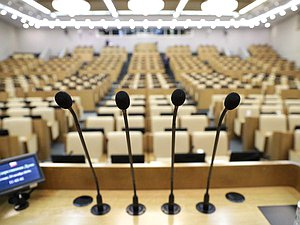 Михаил Мишустин выступит в ГД с отчетом о работе Правительства пятнадцать апреля