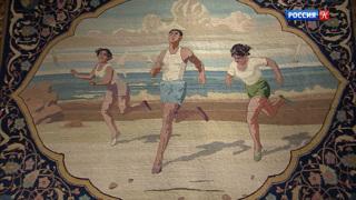 Выставка азербайджанских ковров представлена в Музее Востока