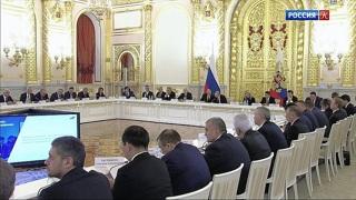 В Большом Кремлёвском дворце обсудили вопросы науки и образования
