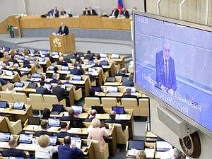 Руководители фракций ГД озвучили свою позицию по изменениям в Конституцию РФ