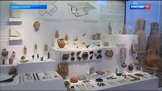 Редкие находки из Севастополя выставлены в постоянной экспозиции Эрмитажа