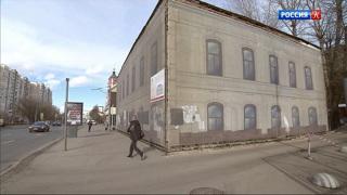 В Москве началась реставрация главного дома усадьбы купцов Сушкиных