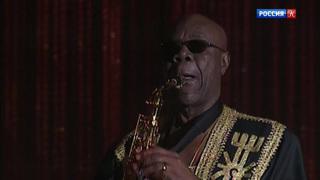 В Париже умер камерунский саксофонист Ману Дибанго