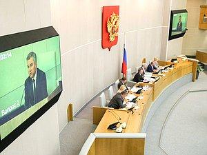 Вячеслав Володин приказал подготовить предложения по поддержке областей с наибольшей убылью жителей