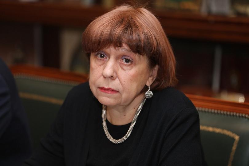 Ольга Любимова встретилась с уполномоченными Ассоциации кинодистрибьюторов России