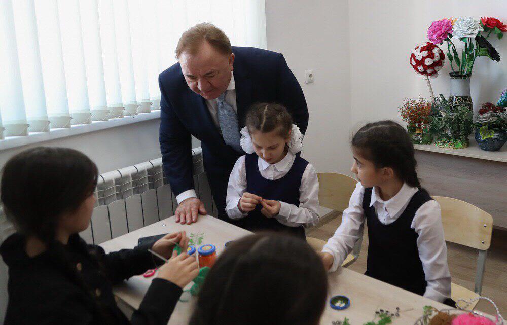"""3 дома культуры открылись в Ингушетии во время нацпроекта """" Культура """""""