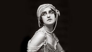 135 лет со дня рождения балерины Тамары Карсавиной