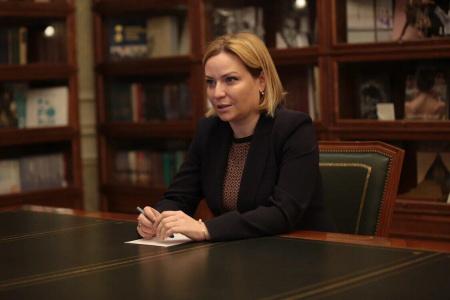 Ольга Любимова обсудила со студентами ВГИКа разработку детского кино