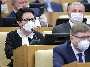 Ольга Савастьянова: помощь страны должна дойти до каждого медицинского работника во всех регион